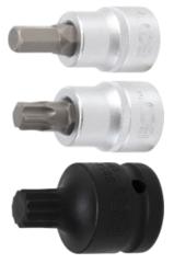 Bit sockets 3/4'' (20 mm)