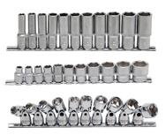 Socket assortments 3/8'' (10 mm)