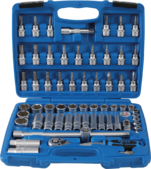 Socket sets 3/8'' (10 mm)