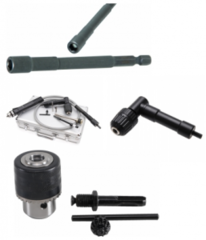 Drill accessoiries