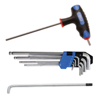 Hooks & pin wrenches