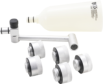 Oil Funnel Adapter Set