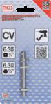 Electric Drill Adaptor 6.3 mm (1/4) Drive / 6.3 mm (1/4)