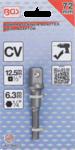 Electric Drill Adaptor 6.3 mm (1/4) Drive / 12.5 mm (1/2)