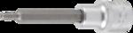 Bit Socket length 100 mm 12.5 mm (1/2) Drive internal Hexagon