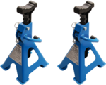 Axle Stands load capacity 2 ton / pair stroke 268-418mm 1 pair