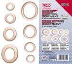 Seal Ring Assortment copper 150 pcs.
