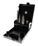 HSS G-Multi Drill Set   COBALT coated   4 pcs.