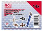 Tyre Valve Repair Kit 14 pcs.