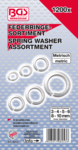 Spring Washer Assortment 1200 pcs