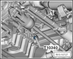 Crankshaft Locking Tool VAG FSI / TFSI, from BGS 62625