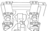 Time Adjustment tool BMW, gasoline N43
