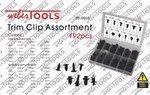 Trim Clip Assortment 192pc