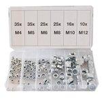 Locknuts range 146 Piece