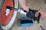 Air Impact Wrench 25 mm (1) 2169 Nm