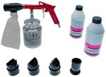 Air Sandblasting Gun with Accessories