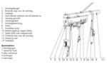 Electric hoist 200/400 kg