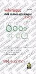 HNBR O-Ring Assortment 225pc