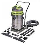 Wet & dry vacuum cleaner, 62 l