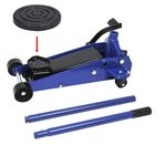 Rubber pad for trolley jack 580174