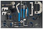 Workshop Trolley 7 drawers Engine Timing Tool Sets