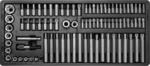 Workshop Trolley 7 Drawers 1 Side Door  with 197 Tools