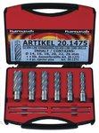 Set of core drills 14 - 26mm