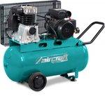 Belt driven compressor 2 cyl. 10 bar - 50 liters