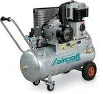 Belt driven oil compressor galvanized boiler 10 bar - 100 liters -99kg