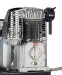 Piston compressor - 5,5 kw - 10 bar - 270 l - 680l/min