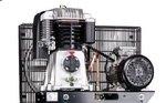 Stationary, vertical compressor - 4 kw - 10 bar - 270 l - 520 l/min