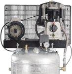 Piston compressor 10 bar - 270 liters -780x710x1.870mm