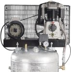 Piston compressor 10 bar - 270 liters -3x400V