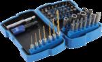Drill and Bit Set   6.3 mm (1/4