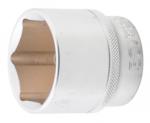 Socket, Hexagon 12.5 mm (1/2) Drive 38 mm