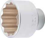 Socket, 12-point 20 mm (3/4) Drive 60 mm