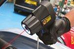 Thermal Camera with UV Leak Detector