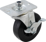 Swivel castor for tool trolley BGS-4105