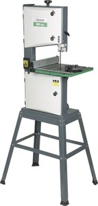 Vertical band saw for wood