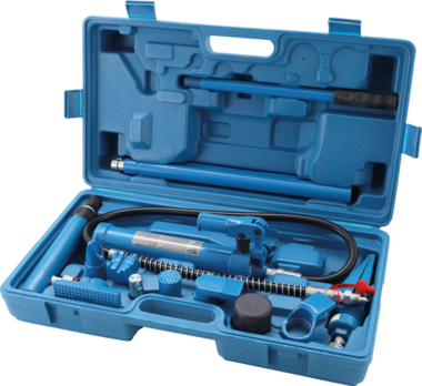 Body and Fender Repair Kit | hydraulic | 4 t