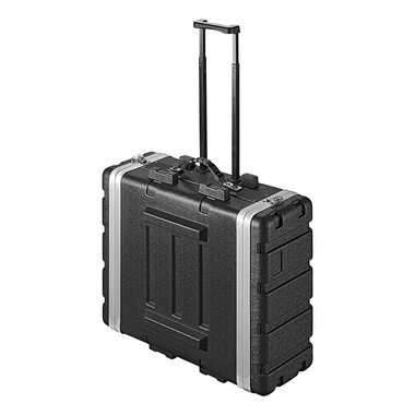 Rack Case 19 - 4U trolley