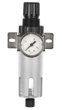 Filter / pressure regulator compressed air