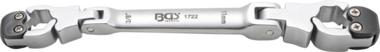 11 mm Lijn Remontluchter Buissleutel met Ratel Functie 10x11 mm