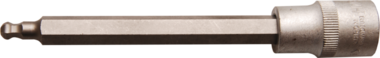 Bit Socket length 140 mm 12.5 mm (1/2) Drive internal Hexagon with Ball Head