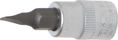 Bit Socket 6.3 mm (1/4) Drive Slot SL