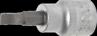 Bit Socket 10 mm (3/8) Drive Slot SL