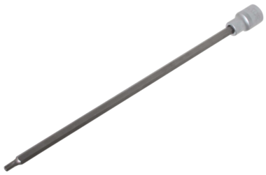 Bit Socket length 300mm (1/2) Drive T-Star tamperproof (for Torx) T30