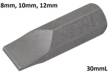 Bit 8mm (5/16) Drive Slot SL