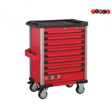 Tool trolley Practical 405pc (Foam)