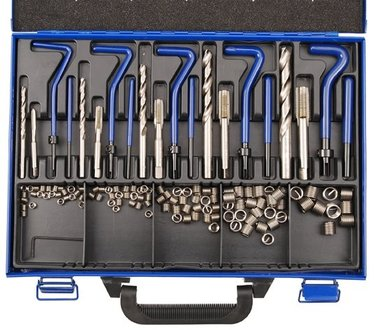 Thread Repair Kit M6 - M14 - 130 pcs